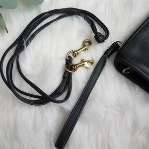 Coach Bags - Vintage COACH Wristlet Crossbody Bag EUC